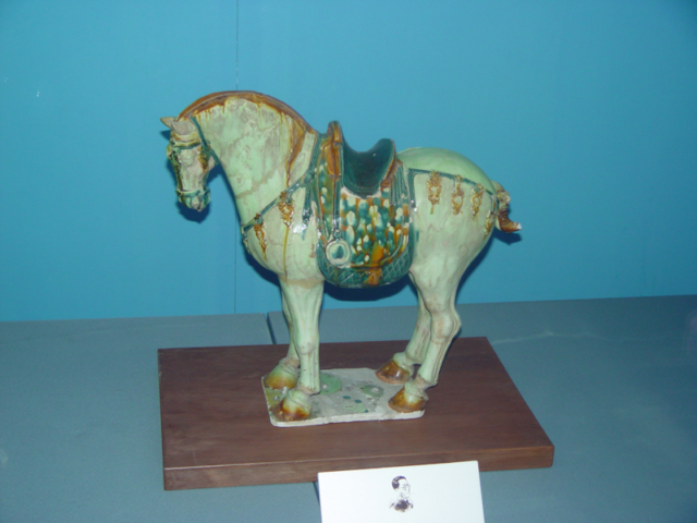 early Chinese horse sculpture